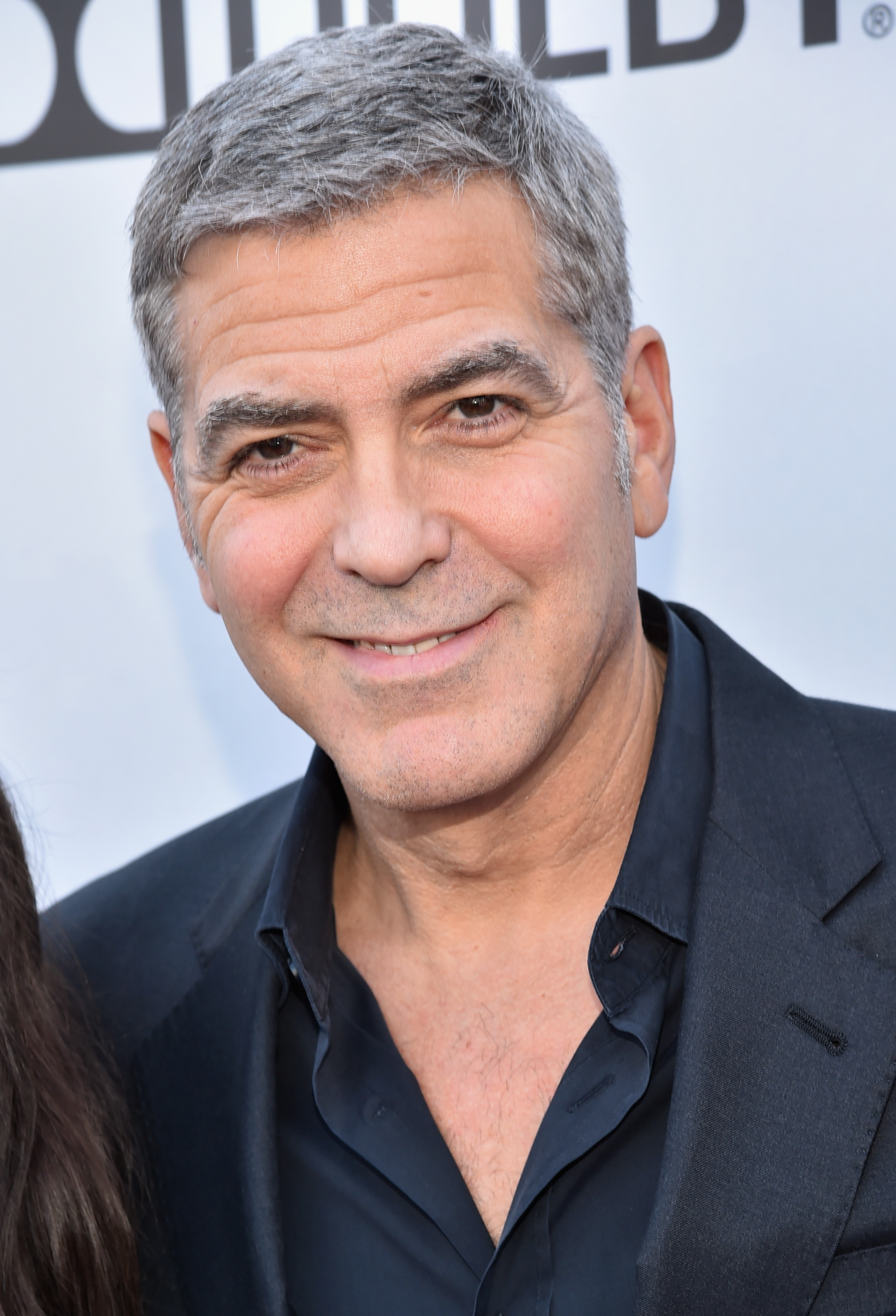 Geroge Clooney Tomorrowland Premiere