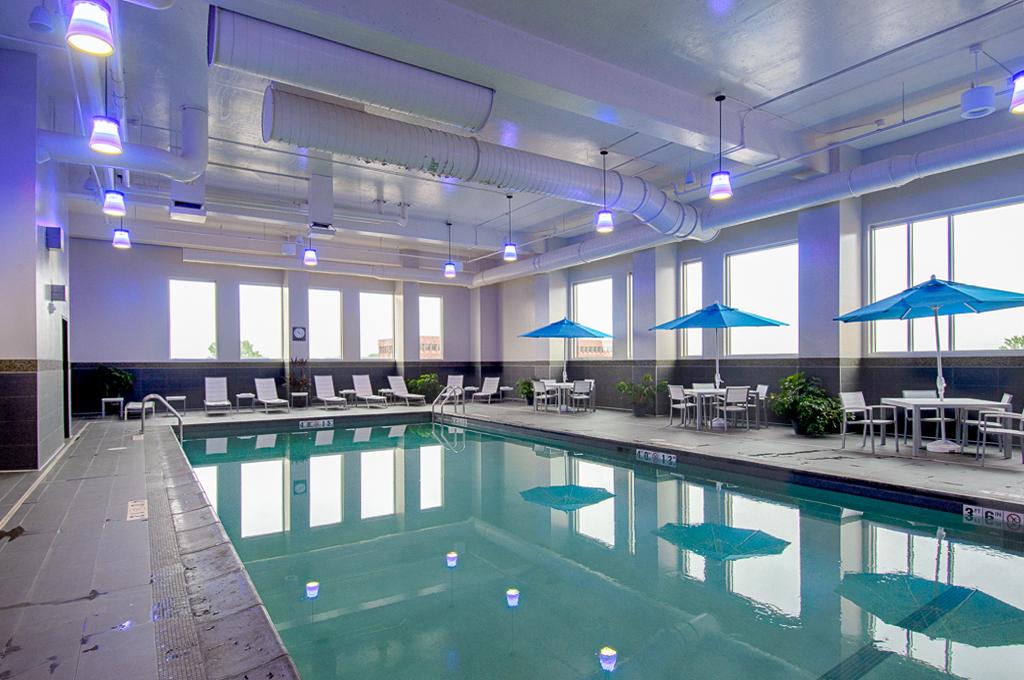 radisson blu hotel mall america