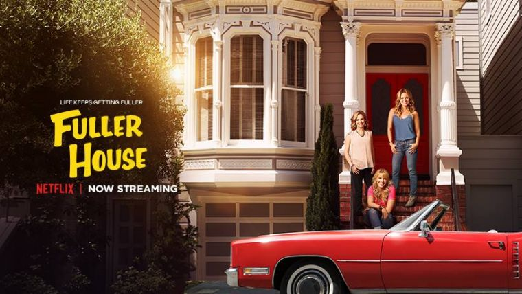 Fuller House on Netflix