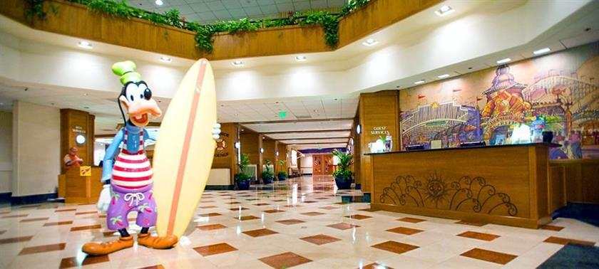 disneyland pier paradise hotel