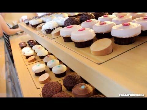 cupcake & macaron tour in beverly hills