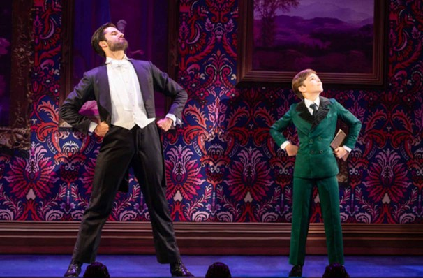 Finding Neverland at the Pantages