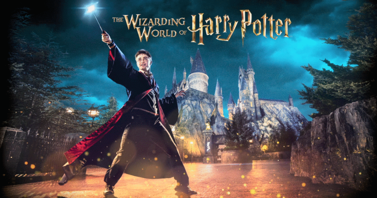 wizarding world harry potter butterbeer