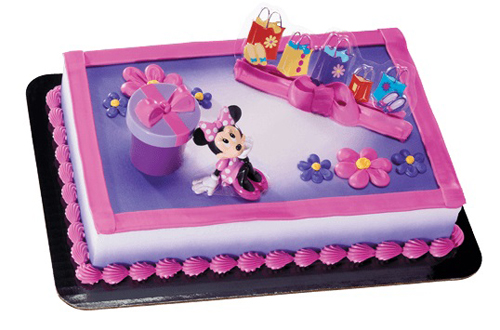 Disney Graduate Cake