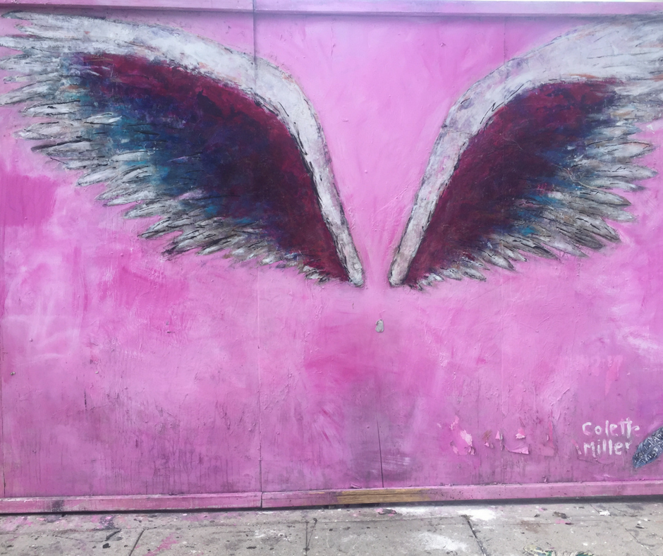 angel wings melrose