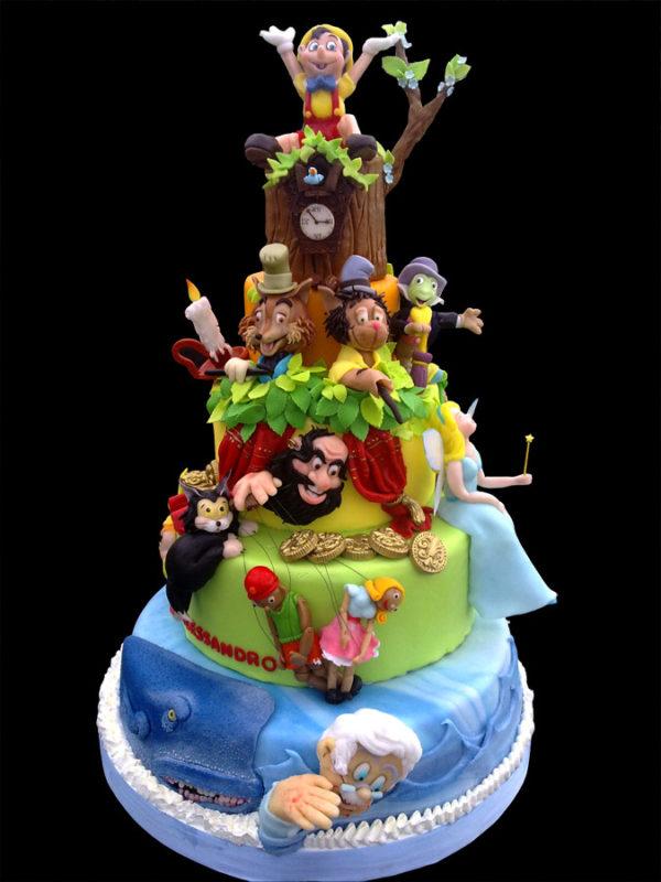 disney cake design