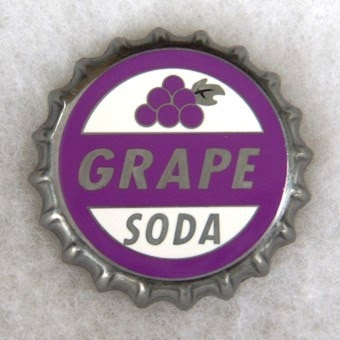 grape soda pin up