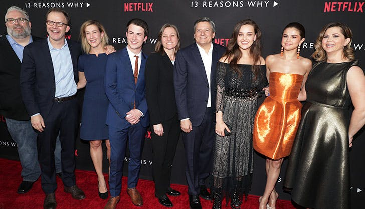 Netflix 13 Reasons Why Cast