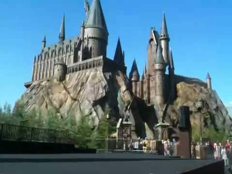 show at hogwarts