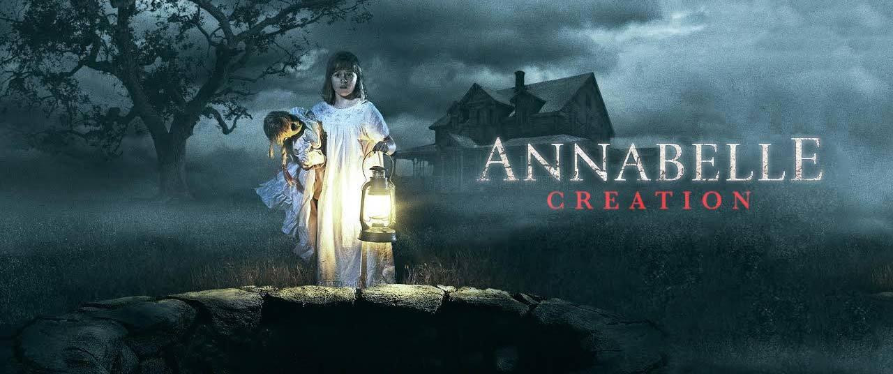 annabelle creation movie cast