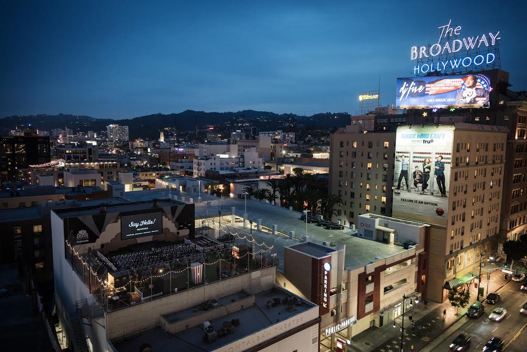 rooftop cinema club los angeles