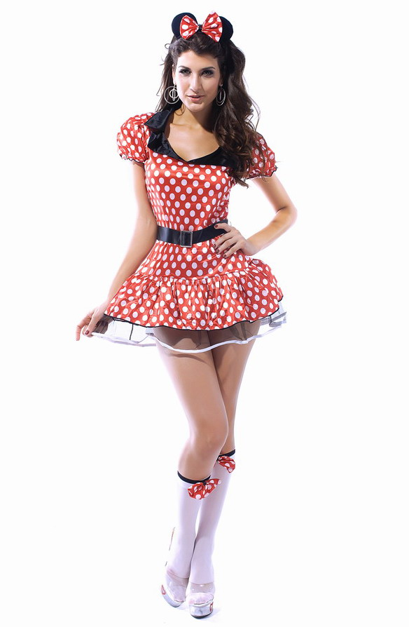 adult minnie mouse costumes