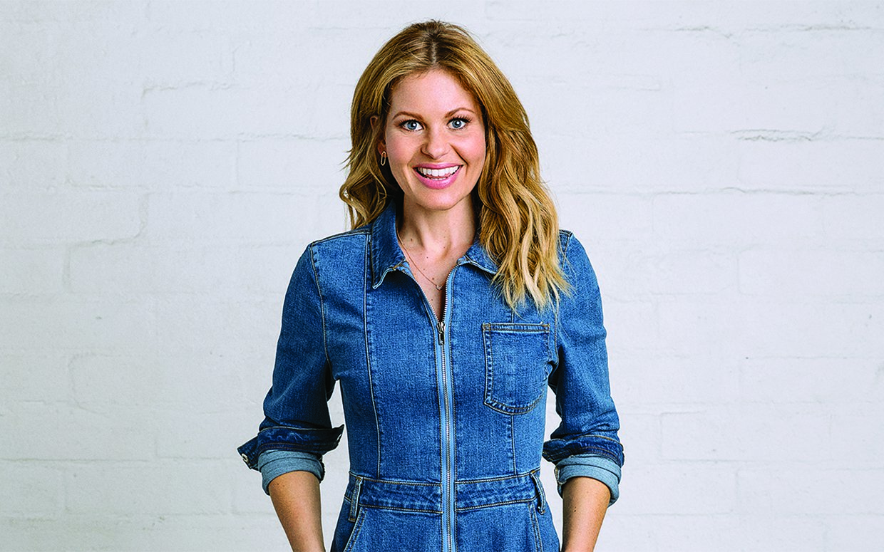 staying stylish candace cameron bure
